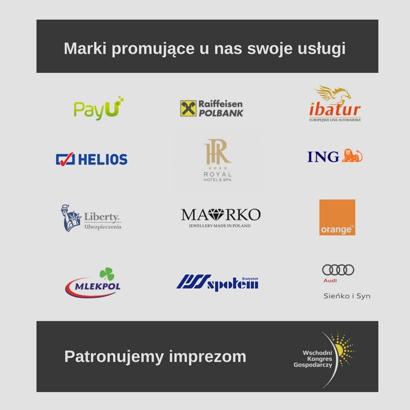 Marki promujące u nas swoje usługi (1)