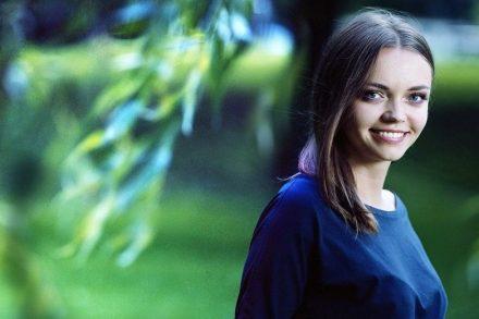 Monika Woroniecka, fot. Michał Heller