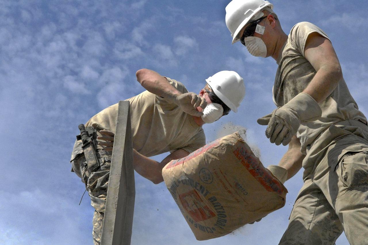 Як і де використати цемент який прийшов у непридатність затверд у мішках 24 фотография