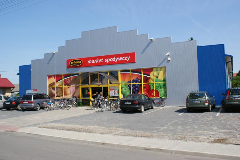 Sklep Arhelan w Brańsku, fot. arhelan.com.pl