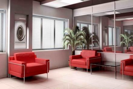 Jak pomalować biuro, by zrobić wrażenie na klientach?