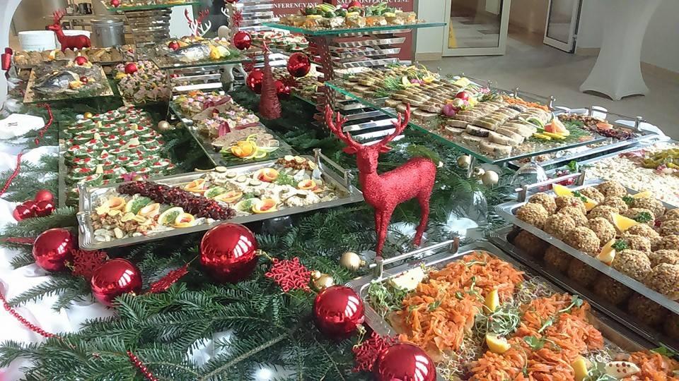 Dania świąteczne, Catering Casablanca