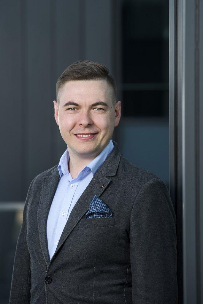 Marek Szubzda, Dyrektor sieci sprzedaży, fot. Monika Woroniecka