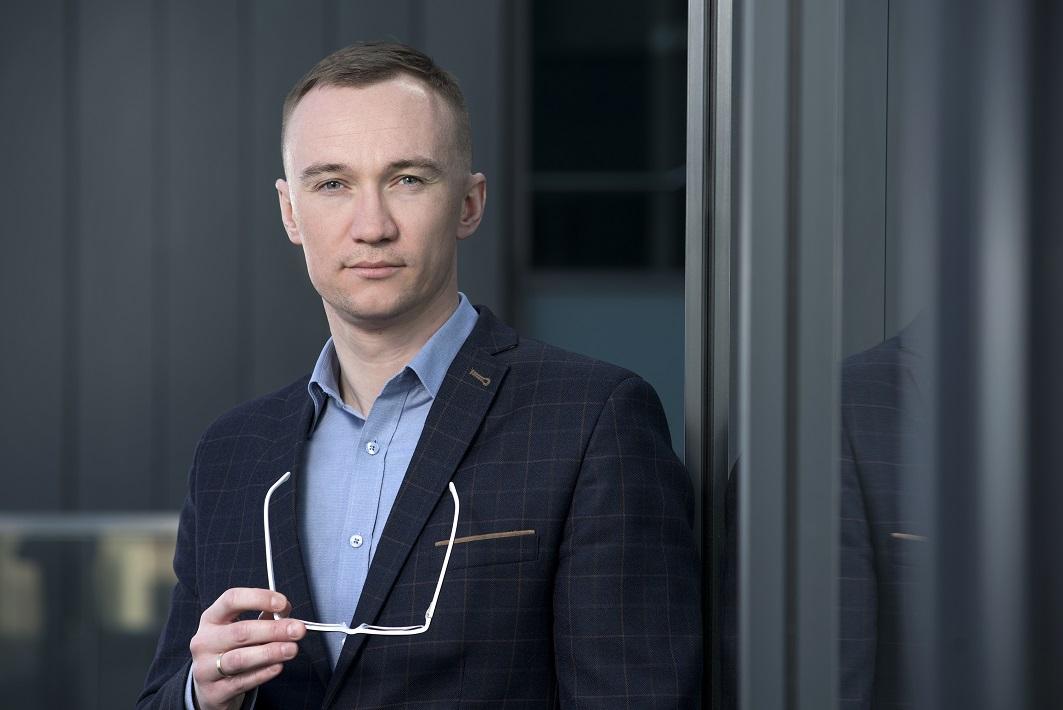 Piotr Kurzawa, Dyrektor ds. administracji, fot. Monika Woroniecka