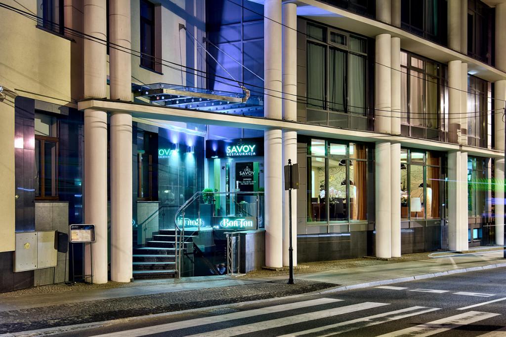 Restauracja Savoy, ul. J. Kilińskiego 15, Białystok, fot. Savoy