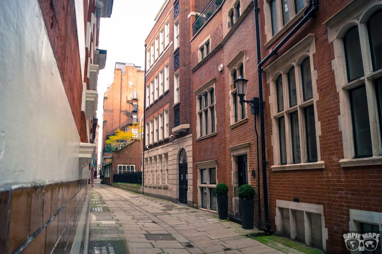 Londyn fot. Maciej Sawicki