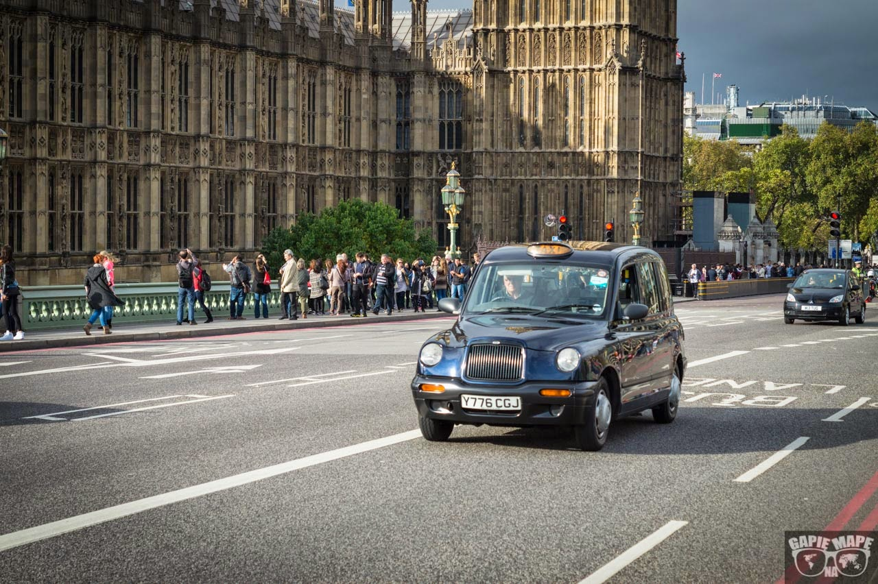 Londyn, fot. Maciej Sawicki