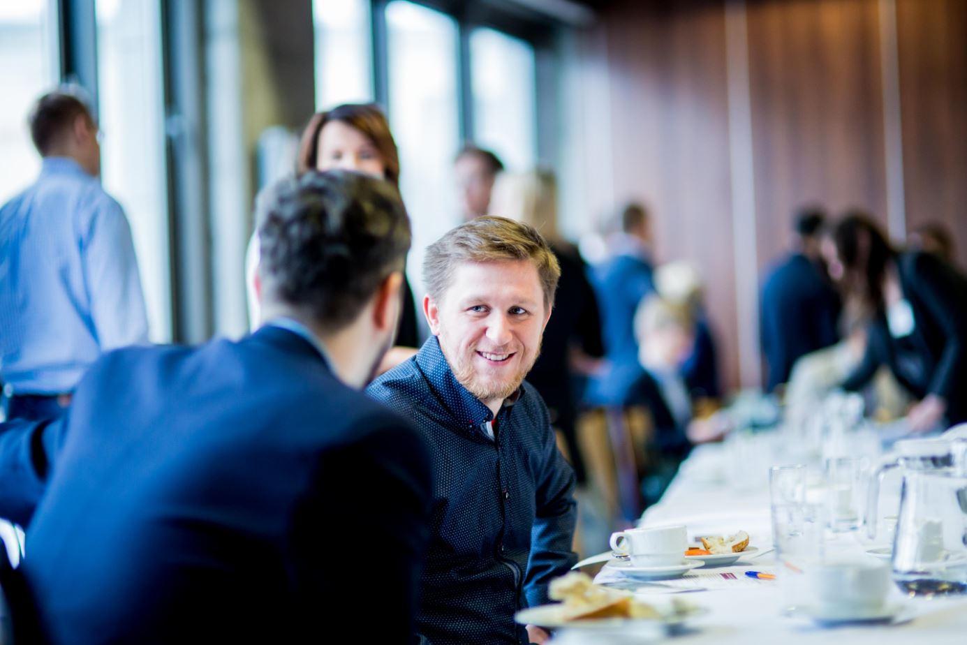 Michał Ciulkin, fot. Paweł Ławreszuk