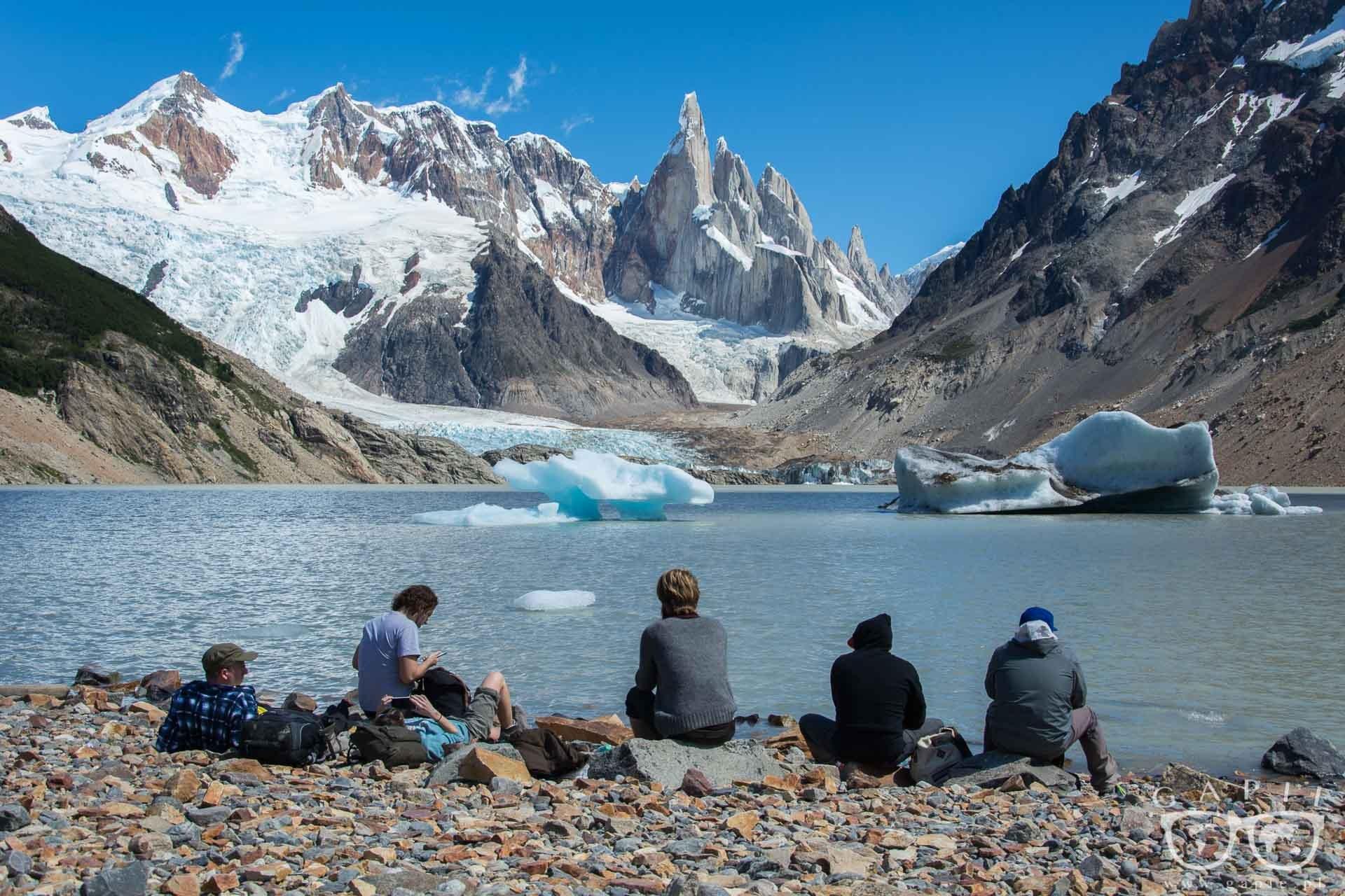 Laguna Torre, Argentyna, więcej zdjęć z Patagonii: http://gapienamape.pl/galeria/patagonia/