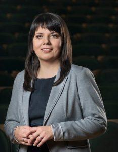 Emilia Malinowska, dyrektor Biura Innowacyjności Przedsiębiorstw w Urzędzie Marszałkowskim Województwa Podlaskiego