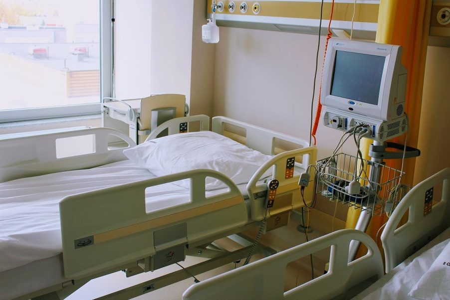 Sala pacjenta, fot. L. Dobrowolska