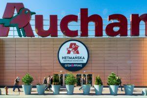 Auchan Hetmańska obchodzi 10-lecie. W urodzinowej loterii do wygrania samochód