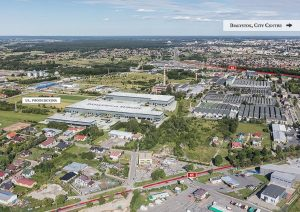 Widzą przyszłość w tym regionie. Kompleks magazynowy Panattoni oficjalnie otwarty w Białymstoku