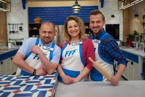 Rodzina Kryścio z Białegostoku wystąpi w kulinarnym show Polsatu: Family Food Fight. Pojedynek na smaki