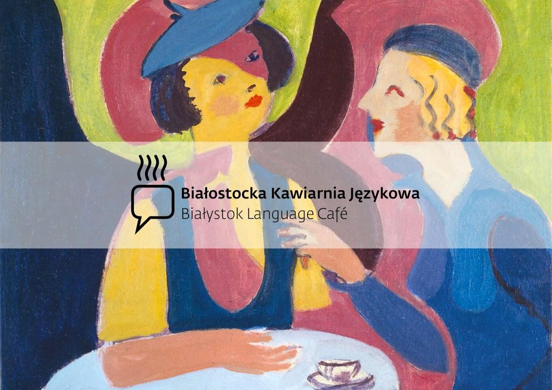 Kawiarnia Jezykowa 28 kwietnia