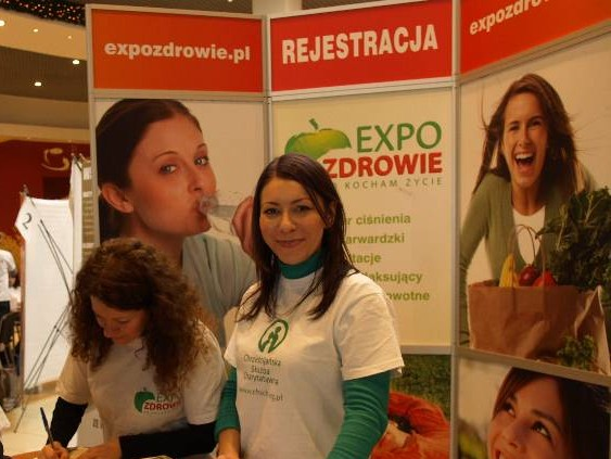 expo zdrowie fotka
